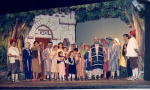 representació dels Pastorets el 1993